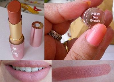 lakme-9-to-5-lipstick-tea-break-photo
